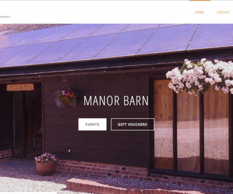 Manor Barn